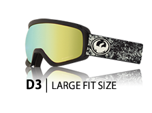 D3 |  LARGE FIT SIZE